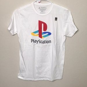 Official PlayStation Tee Shirt SZ Large NWT